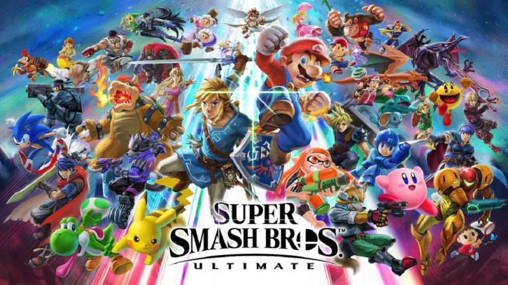 شخصیتهای معرفی نشده بازی Super Smash Bros. Ultimate لو رفت