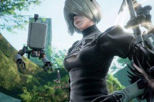 حضور شخصیت اصلی Nier: Automata در بازی SoulCalibur 6