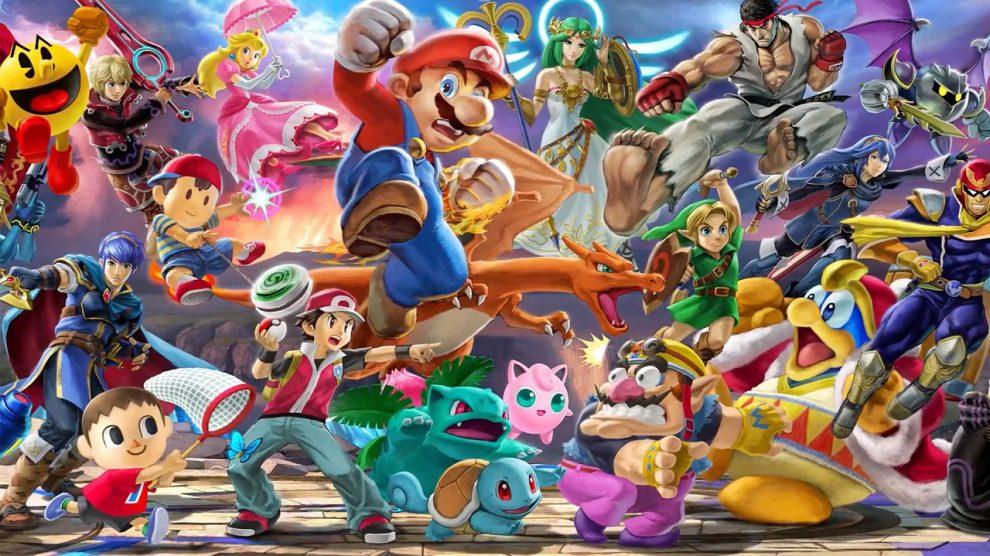 بخش آنلاین Super Smash Bros. Ultimate از 32 نفر پشتیبانی میکند