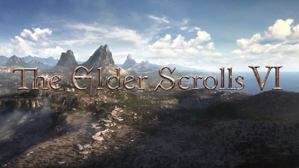 بازی The Elder Scrolls 6 تا سال 2020 منتشر نمیشود