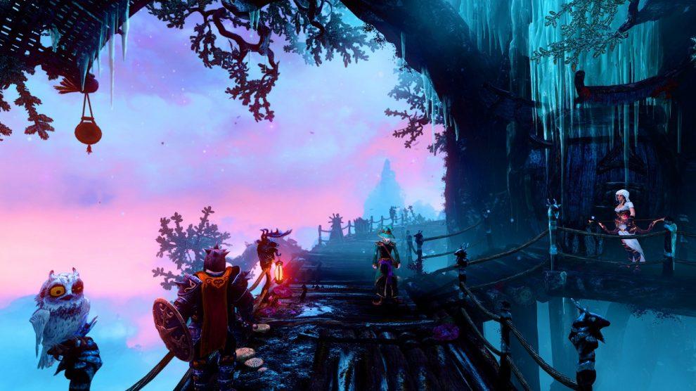 تایید غیررسمی ساخت بازی Trine 4