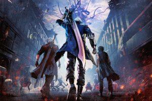 تماشا کنید: نمایش جدید گیمپلی بازی Devil May Cry 5