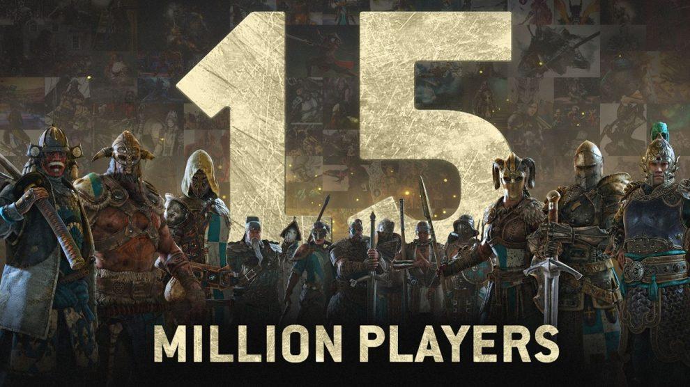 تعداد مخاطبهای بازی For Honor از 15 میلیون نفر گذشت