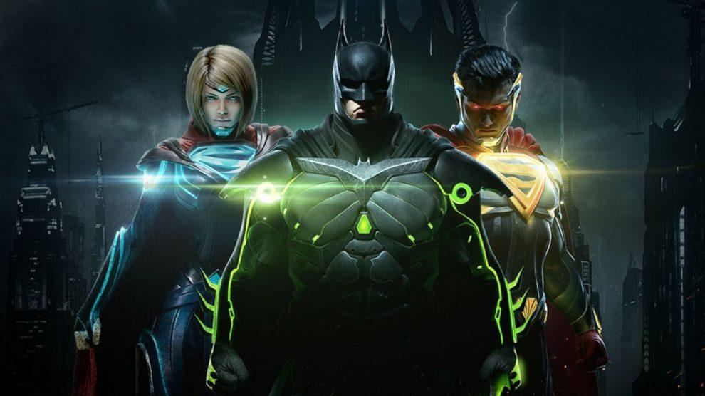 طرحهایی از شخصیتهای حذف شده بازی Injustice 2