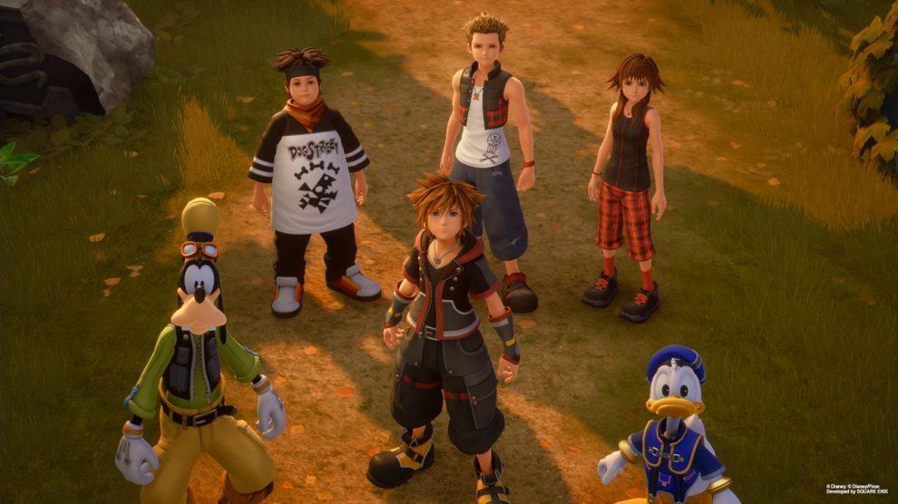 تصاویری از دنیای جدید بازی Kingdom Hearts 3