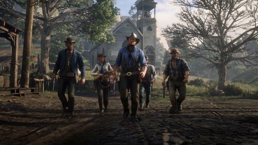 پاداش 383 میلیون دلاری برای Rockstar Games
