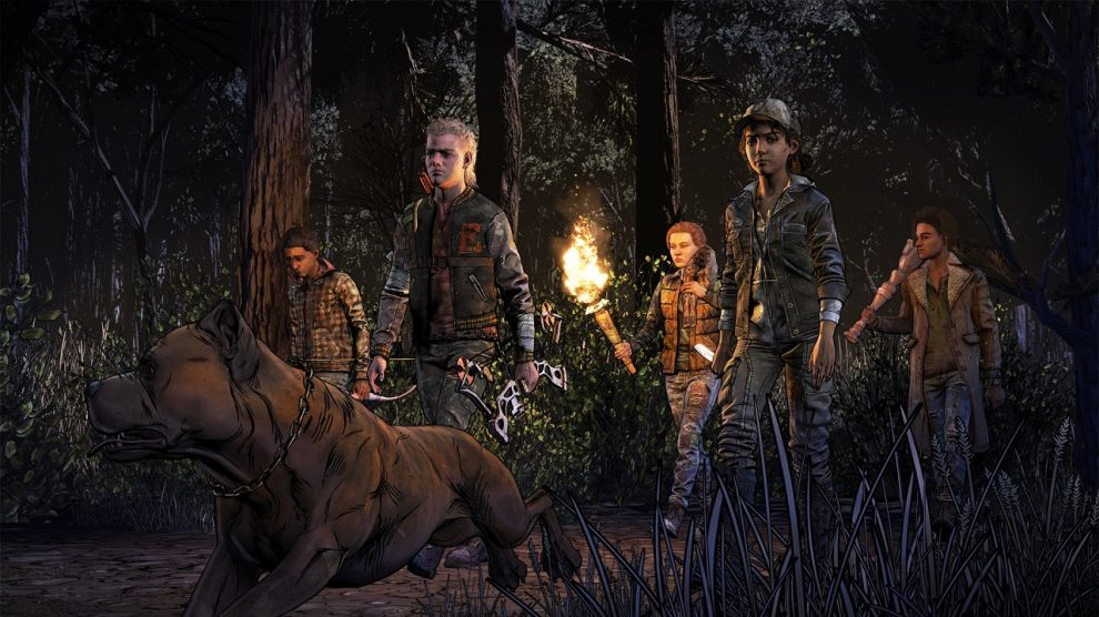 احتمال عرضه قسمت سوم The Walking Dead: The Final Season تا انتهای سال 2018