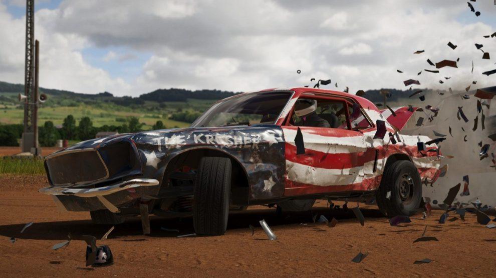 تاخیر در عرضه بازی Wreckfest برای PS4 و Xbox One