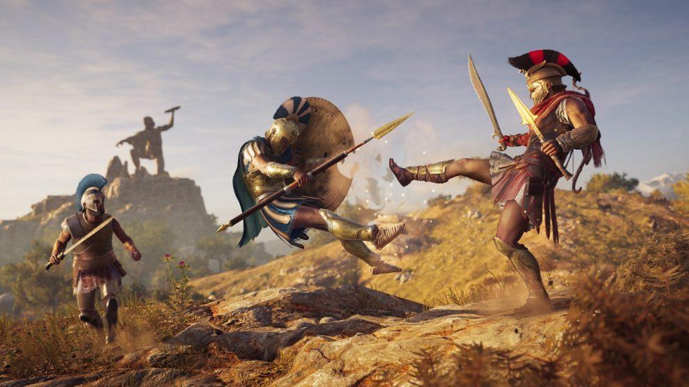بهترین شروع Assassin's Creed در نسل هشتم با Odyssey