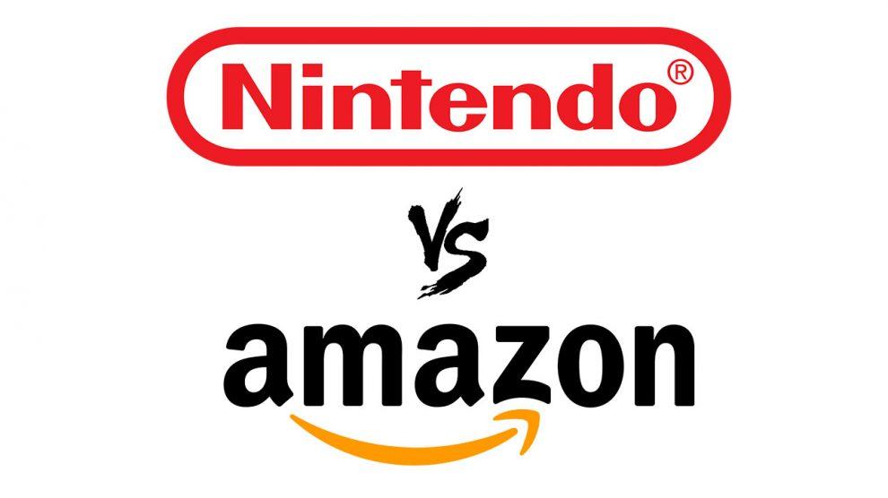 درگیری Amazon و Nintendo همچنان ادامه دارد