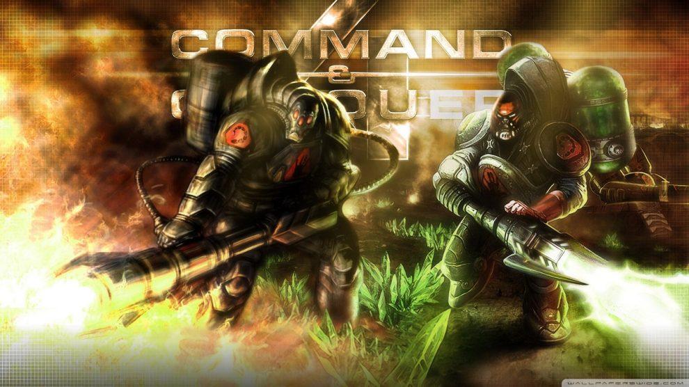 کمپانی EA به دنبال توسعه Command and Conquer Remaster