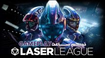 Laser League Gamplay