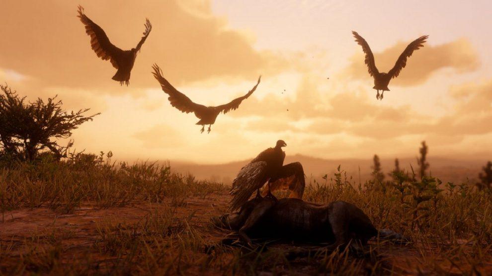 تاثیرپذیری طبیعت Red Dead Redemption 2 از تغییر فصل
