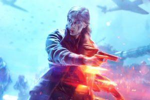 تماشا کنید: تریلر جدید بخش داستانی بازی Battlefield 5