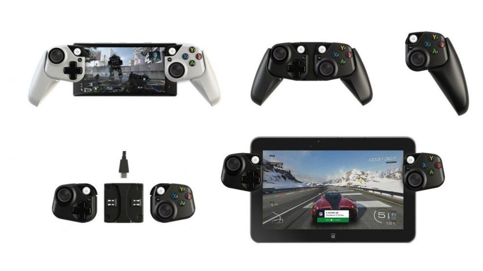 مایکروسافت به دنبال ساخت کنترلر Xbox برای موبایل