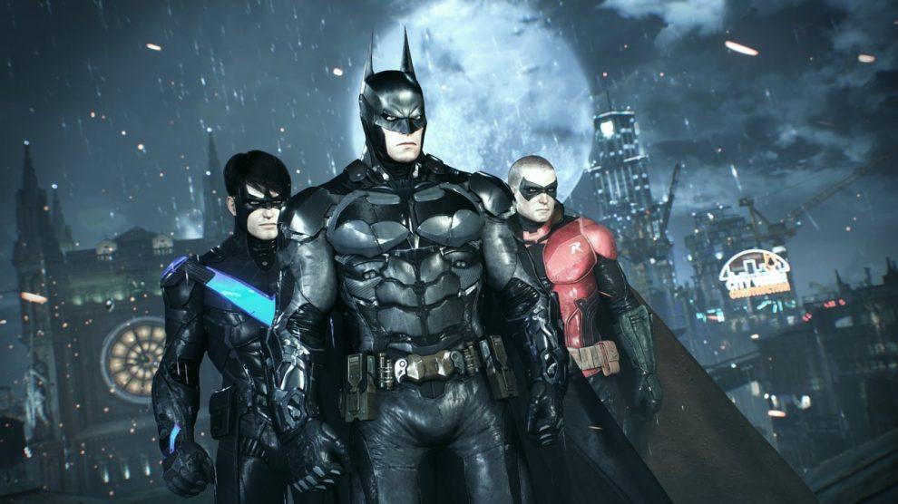 اینبار شایعات میگویند Rocksteady روی بازی DC's Arkham Universe کار میکند