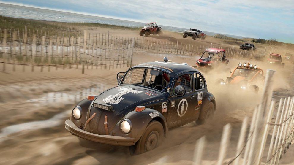 امکان ساخت مسیر مسابقه به بازی Forza Horizon 4 اضافه شد