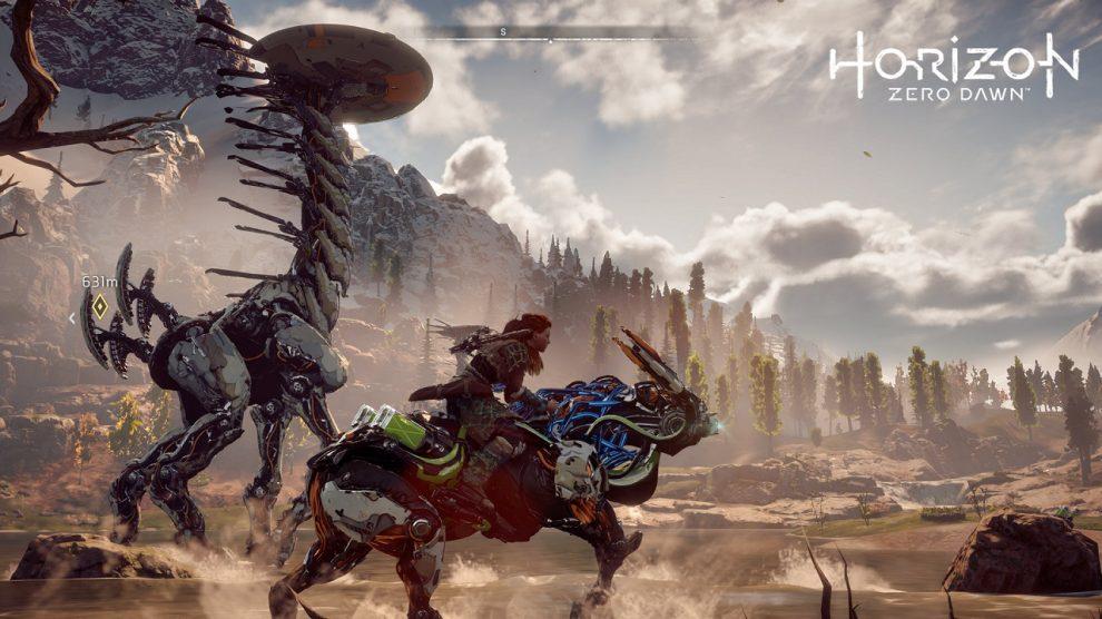 اطلاعاتی از بازی جدید سازندگان Horizon: Zero Dawn