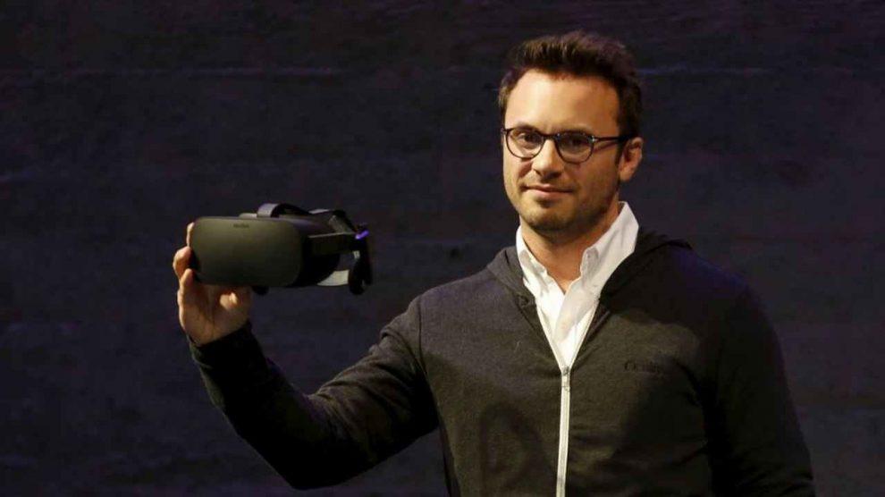 موسس Oculus این کمپانی را ترک کرد