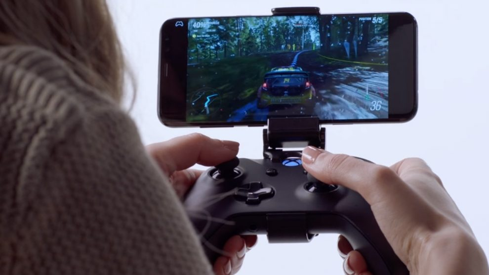 مایکروسافت سرویس استریم بازی Project xCloud را معرفی کرد