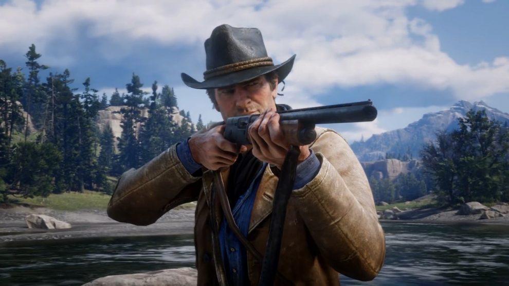 فروش 725 میلیون دلاری Red Dead Redemption 2 در سه روز ابتدایی انتشار