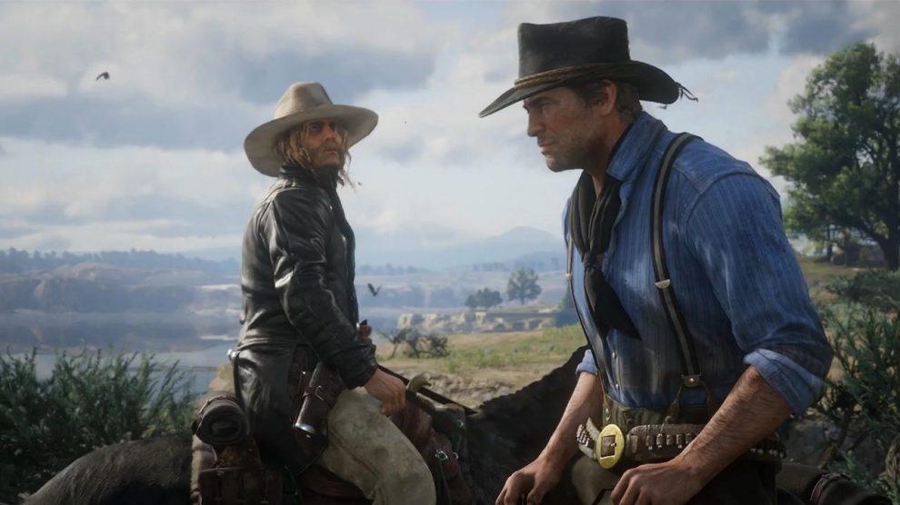 شروع قدرتمند بازی Red Dead Redemption 2 در بازار بریتانیا