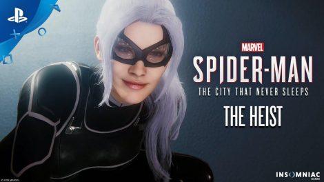 اطلاعاتی جدید از New Game Plus و بسته The Heist بازی Spider-Man