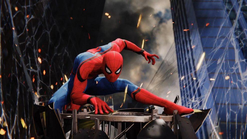 افزایش 65 درصدی سود Sony با عرضه بازی Spider-Man