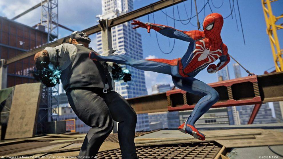 هزینه 24 میلیون دلاری سونی برای تبلیغات تلویزیونی PS4 و Spider-Man