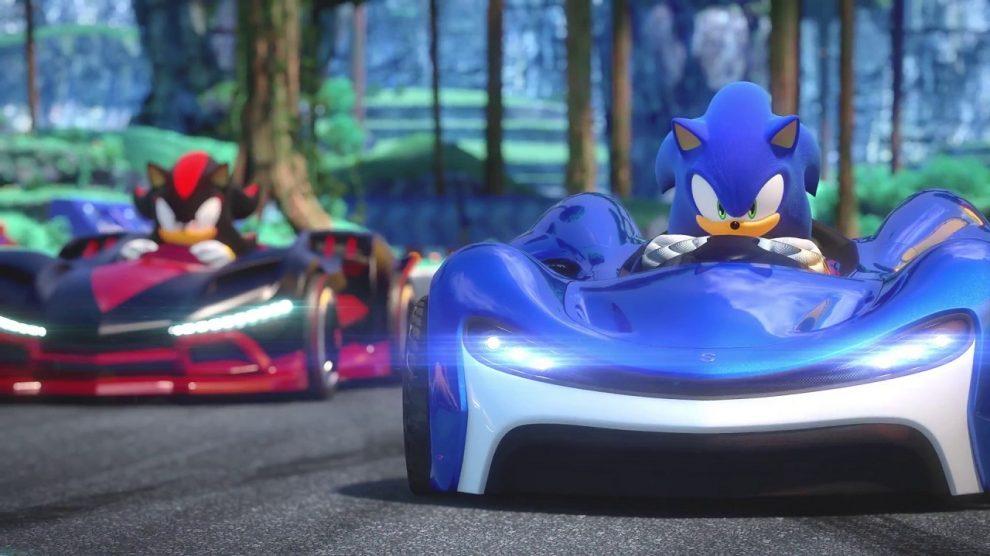 شایعه: تاخیر در عرضه بازی Team Sonic Racing تا سال 2019