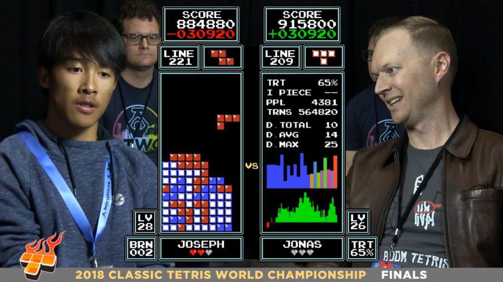 شکست قهرمان هفت دوره Tetris از گیمر 16 ساله !