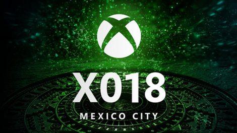 منتظر معرفی یک بازی جدید در X018 باشید