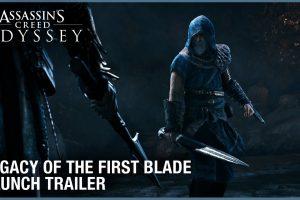 تماشا کنید: تریلر اولین بسته قابل دانلود بازی Assassin's Creed Odyssey