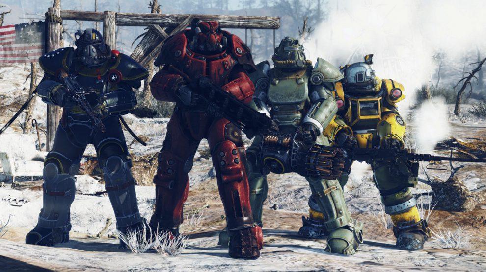 از دید Bethesda میلیونها نفر درحال تجربه Fallout 76 هستند