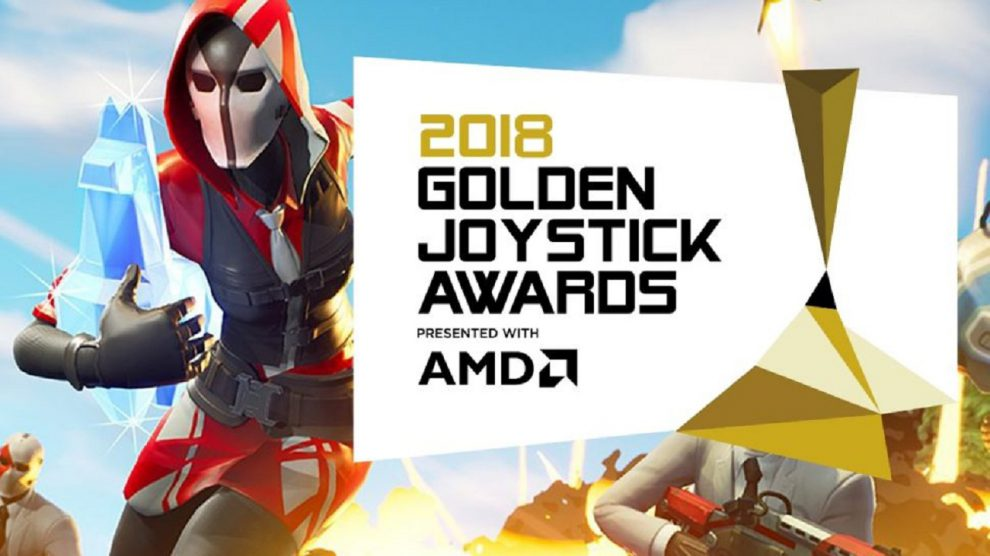 جایزه بهترین بازی Golden Joystick Awards 2018 به Fortnite رسید