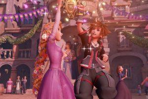 تماشا کنید: تریلر Kingdom Hearts 3 با محوریت Tangled