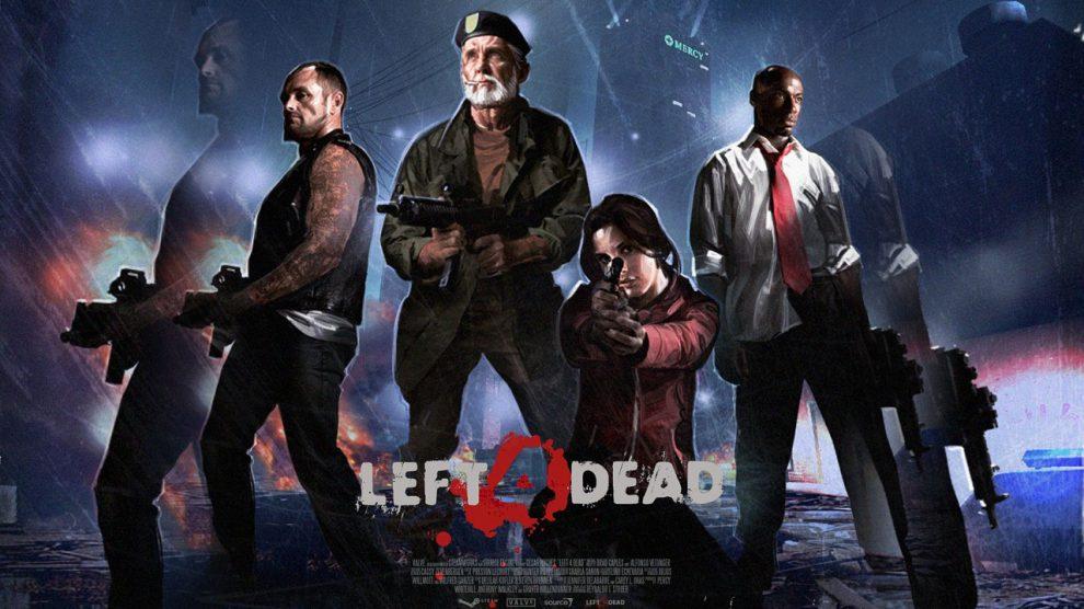 سالگرد 10 سالگی بازی Left 4 Dead