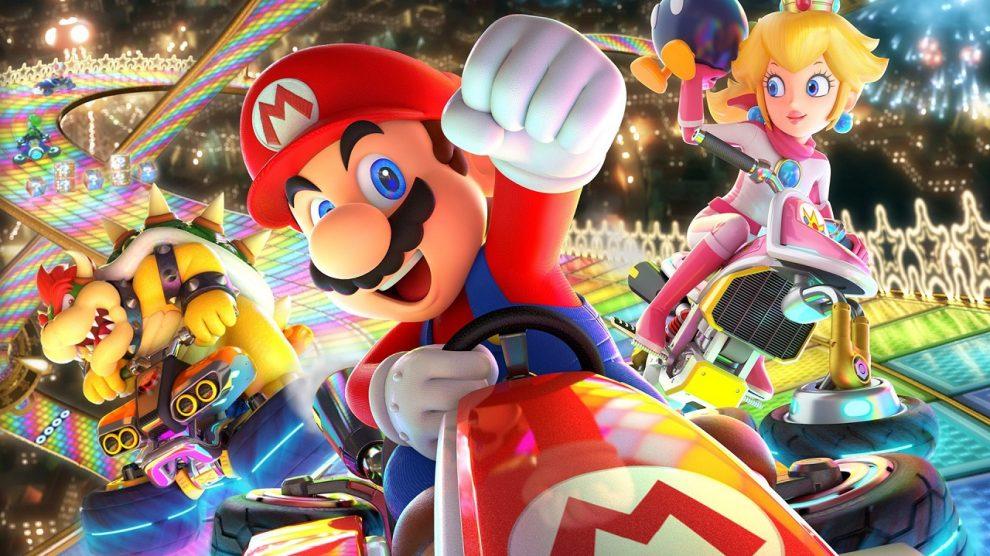 فروش ماهیانه Mario Kart 8 Deluxe به 400 هزار نسخه رسید