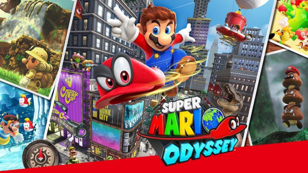 فروش Super Mario Odyssey در بریتانیا به 500 هزار نسخه رسید
