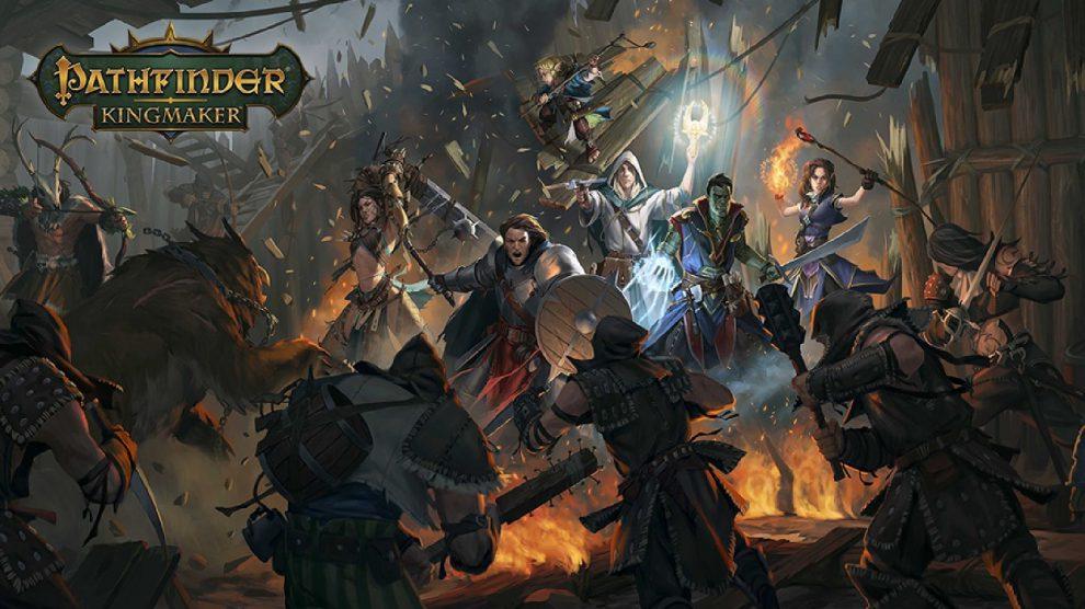 تایید عرضه Pathfinder: Kingmaker برای Xbox One، PS4 و Nintendo Switch