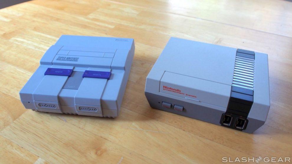 فروش کنسولهای NES Classic و SNES Classic از 10 میلیون دستگاه گذشت