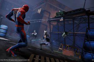 موجودی باندلهای PS4 و Spider-Man در آمریکا به پایان رسید