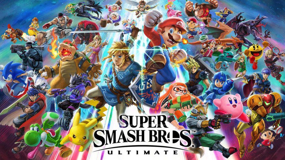 اطلاعات کامل بازی Super Smash Bros. Ultimate لو رفت