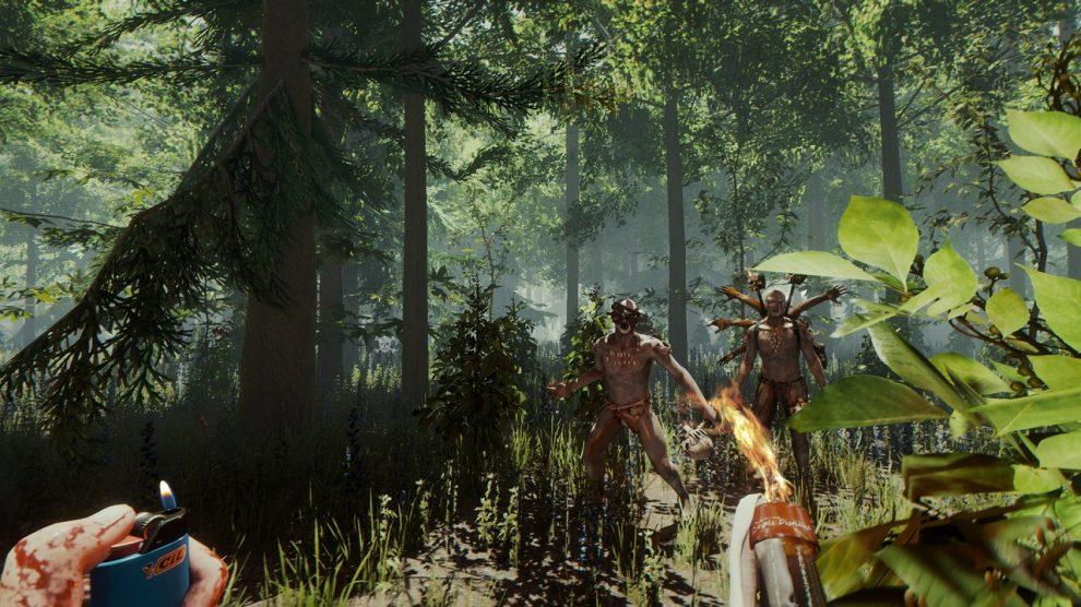 فروش بازی The Forest از 5 میلیون نسخه گذشت