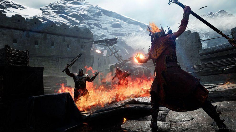 اعلام تاریخ عرضه بازی Warhammer: Vermintide 2 برای PS4