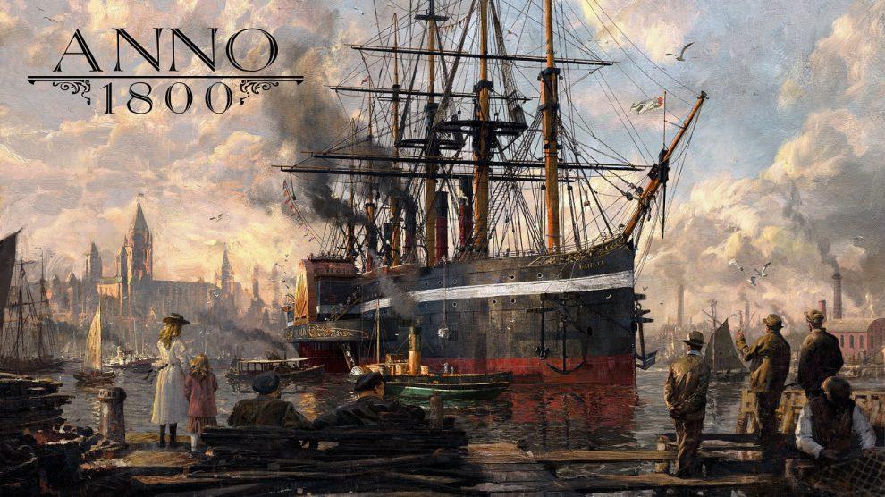 تست فنی Anno 1800 بهزودی شروع میشود