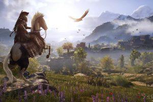 اختصاص 45 درصد فروش بازی Assassin's Creed Odyssey به بازار دیجیتال