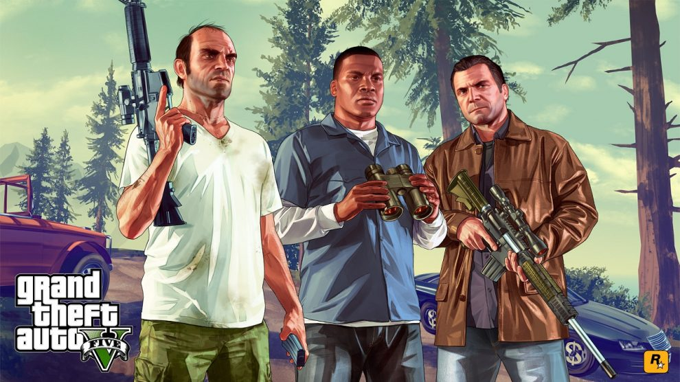 فروش 100 میلیون نسخهای بازی GTA 5