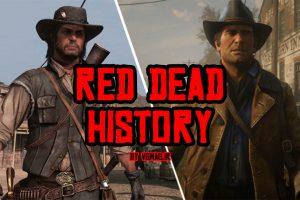 تاریخچه Red Dead