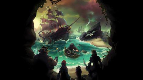 تماشا کنید: حالت رقابتی بازی Sea of Thieves معرفی شد